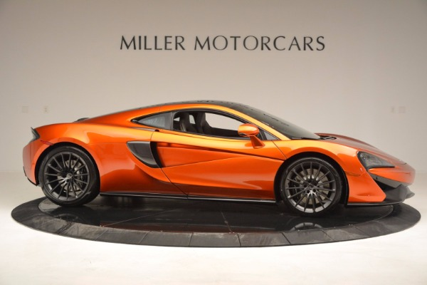 Used 2017 McLaren 570GT Coupe for sale $139,900 at Bentley Greenwich in Greenwich CT 06830 9