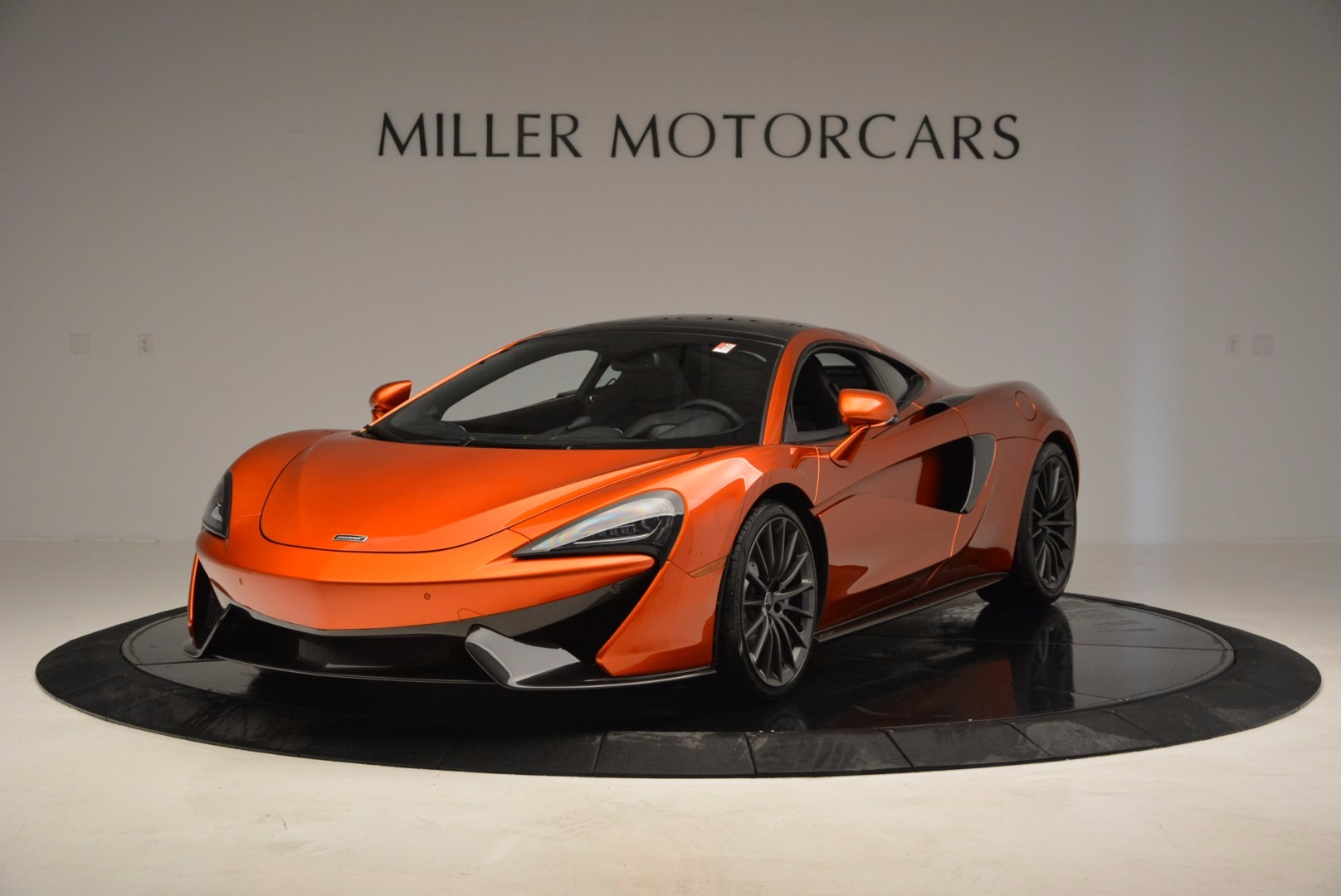 Used 2017 McLaren 570GT Coupe for sale $139,900 at Bentley Greenwich in Greenwich CT 06830 1