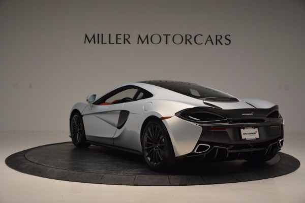 Used 2017 McLaren 570GT for sale Sold at Bentley Greenwich in Greenwich CT 06830 5