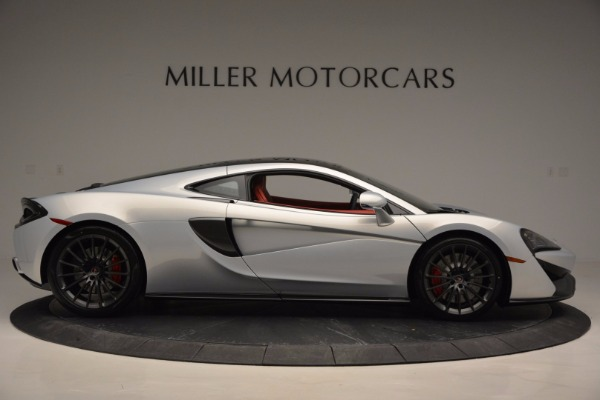 Used 2017 McLaren 570GT for sale Sold at Bentley Greenwich in Greenwich CT 06830 9