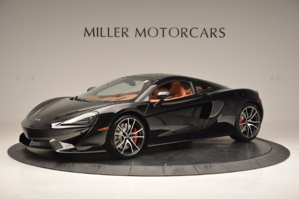 Used 2017 McLaren 570GT for sale Sold at Bentley Greenwich in Greenwich CT 06830 2