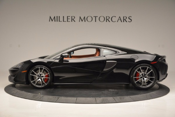 Used 2017 McLaren 570GT for sale Sold at Bentley Greenwich in Greenwich CT 06830 3