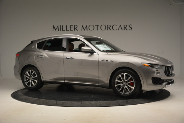 New 2017 Maserati Levante for sale Sold at Bentley Greenwich in Greenwich CT 06830 10