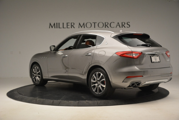 New 2017 Maserati Levante for sale Sold at Bentley Greenwich in Greenwich CT 06830 5