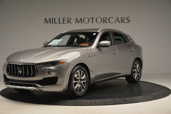 New 2017 Maserati Levante for sale Sold at Bentley Greenwich in Greenwich CT 06830 1