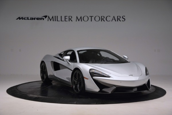 Used 2017 McLaren 570S Coupe for sale $149,900 at Bentley Greenwich in Greenwich CT 06830 11