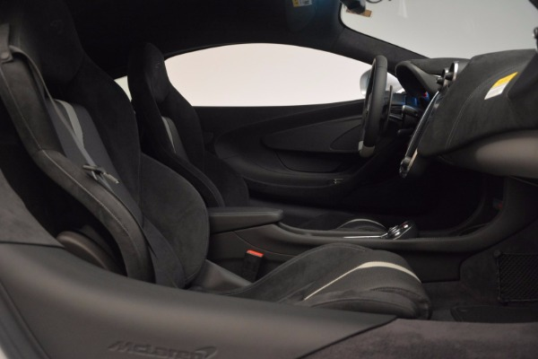 Used 2017 McLaren 570S for sale Sold at Bentley Greenwich in Greenwich CT 06830 19
