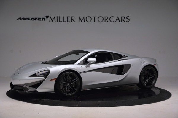 Used 2017 McLaren 570S Coupe for sale $149,900 at Bentley Greenwich in Greenwich CT 06830 2