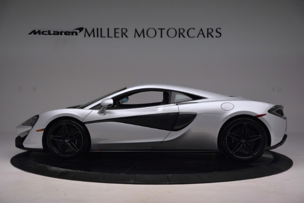 Used 2017 McLaren 570S for sale Sold at Bentley Greenwich in Greenwich CT 06830 3