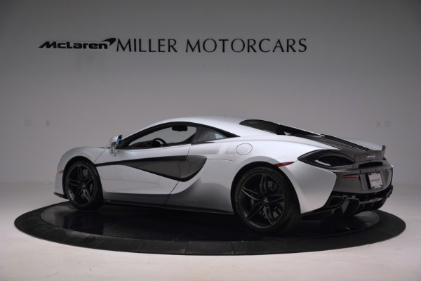 Used 2017 McLaren 570S Coupe for sale $149,900 at Bentley Greenwich in Greenwich CT 06830 4