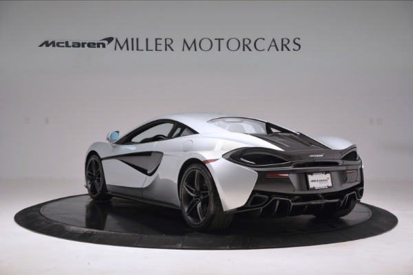 Used 2017 McLaren 570S Coupe for sale $149,900 at Bentley Greenwich in Greenwich CT 06830 5