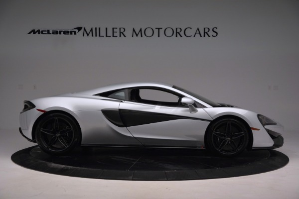 Used 2017 McLaren 570S Coupe for sale $149,900 at Bentley Greenwich in Greenwich CT 06830 9