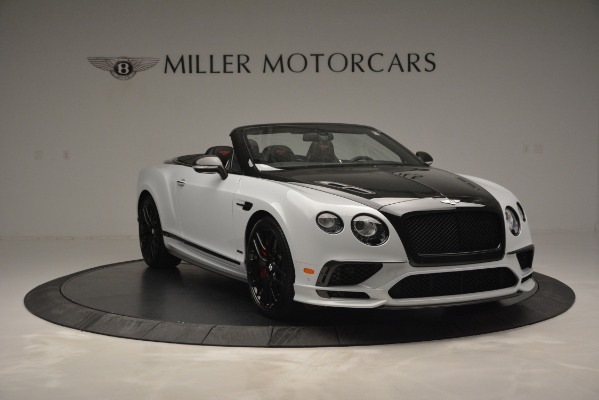 New 2018 Bentley Continental GT Supersports Convertible for sale Sold at Bentley Greenwich in Greenwich CT 06830 11