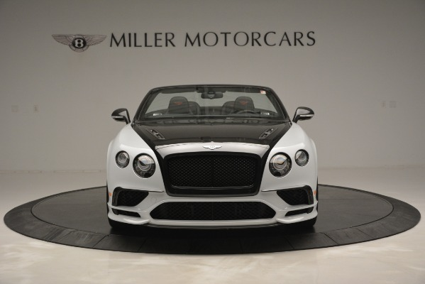 New 2018 Bentley Continental GT Supersports Convertible for sale Sold at Bentley Greenwich in Greenwich CT 06830 12