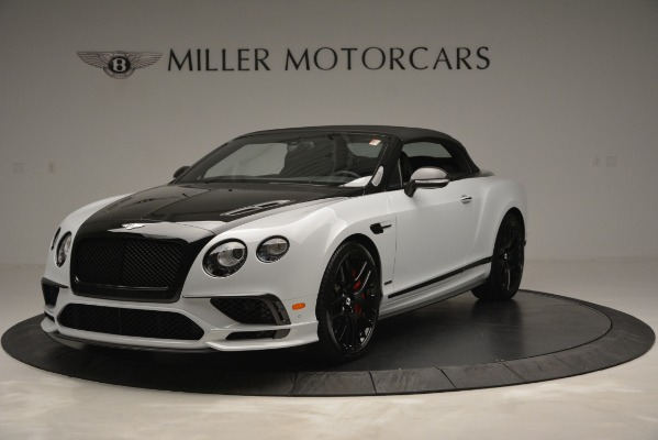 New 2018 Bentley Continental GT Supersports Convertible for sale Sold at Bentley Greenwich in Greenwich CT 06830 13