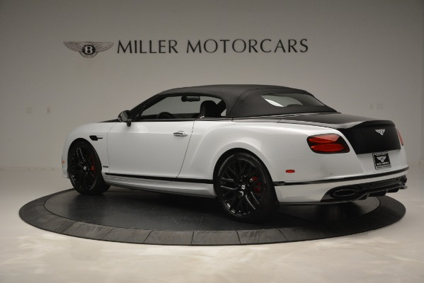 New 2018 Bentley Continental GT Supersports Convertible for sale Sold at Bentley Greenwich in Greenwich CT 06830 14