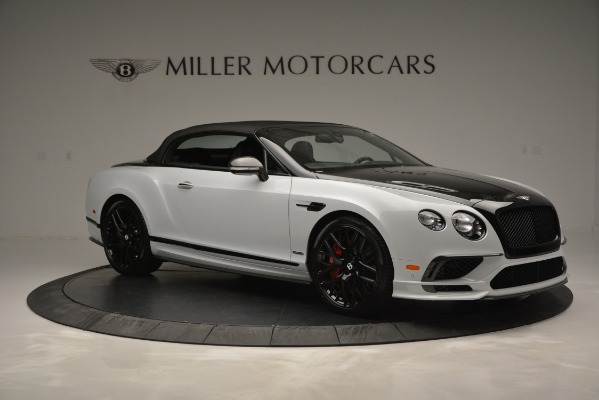 New 2018 Bentley Continental GT Supersports Convertible for sale Sold at Bentley Greenwich in Greenwich CT 06830 16