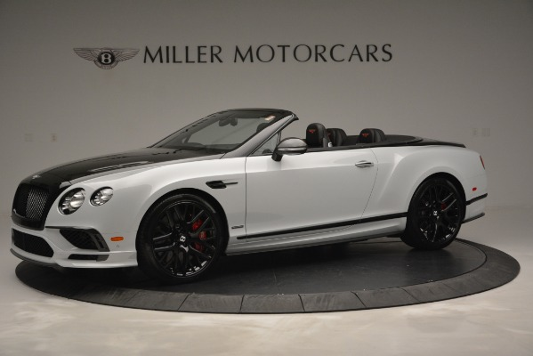 New 2018 Bentley Continental GT Supersports Convertible for sale Sold at Bentley Greenwich in Greenwich CT 06830 2