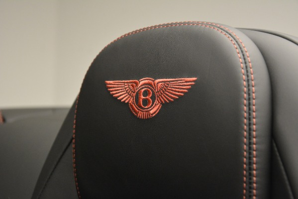 New 2018 Bentley Continental GT Supersports Convertible for sale Sold at Bentley Greenwich in Greenwich CT 06830 24