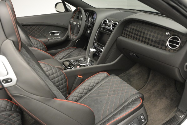 New 2018 Bentley Continental GT Supersports Convertible for sale Sold at Bentley Greenwich in Greenwich CT 06830 26
