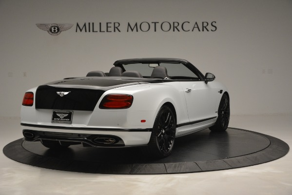 New 2018 Bentley Continental GT Supersports Convertible for sale Sold at Bentley Greenwich in Greenwich CT 06830 7