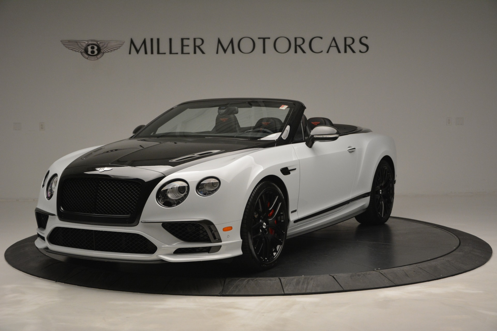 New 2018 Bentley Continental GT Supersports Convertible for sale Sold at Bentley Greenwich in Greenwich CT 06830 1