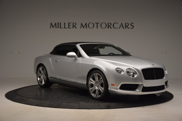 Used 2013 Bentley Continental GT V8 for sale Sold at Bentley Greenwich in Greenwich CT 06830 23