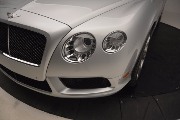 Used 2013 Bentley Continental GT V8 for sale Sold at Bentley Greenwich in Greenwich CT 06830 27