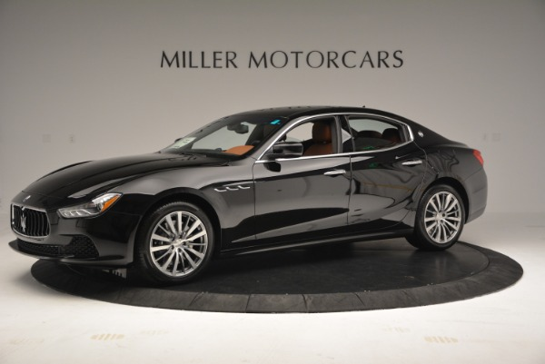 New 2017 Maserati Ghibli S Q4 for sale Sold at Bentley Greenwich in Greenwich CT 06830 2
