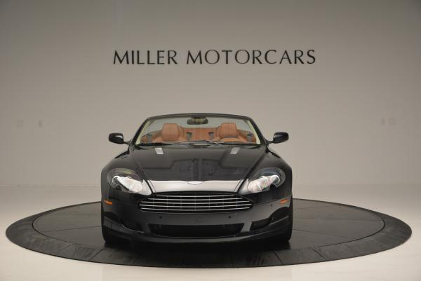 Used 2009 Aston Martin DB9 Volante for sale Sold at Bentley Greenwich in Greenwich CT 06830 12