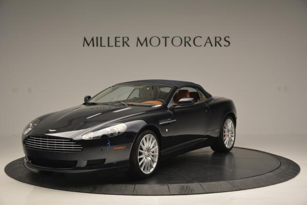 Used 2009 Aston Martin DB9 Volante for sale Sold at Bentley Greenwich in Greenwich CT 06830 13