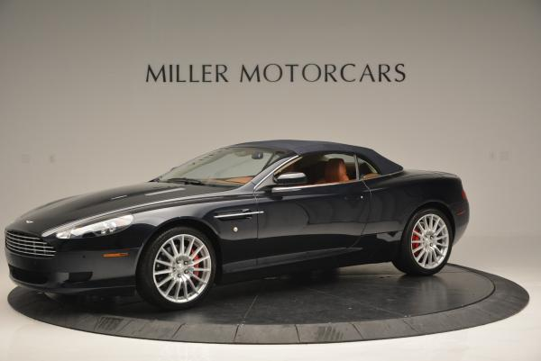 Used 2009 Aston Martin DB9 Volante for sale Sold at Bentley Greenwich in Greenwich CT 06830 14