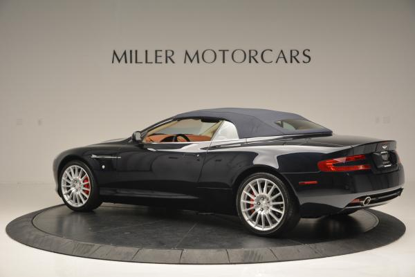 Used 2009 Aston Martin DB9 Volante for sale Sold at Bentley Greenwich in Greenwich CT 06830 16