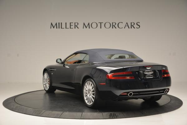 Used 2009 Aston Martin DB9 Volante for sale Sold at Bentley Greenwich in Greenwich CT 06830 17