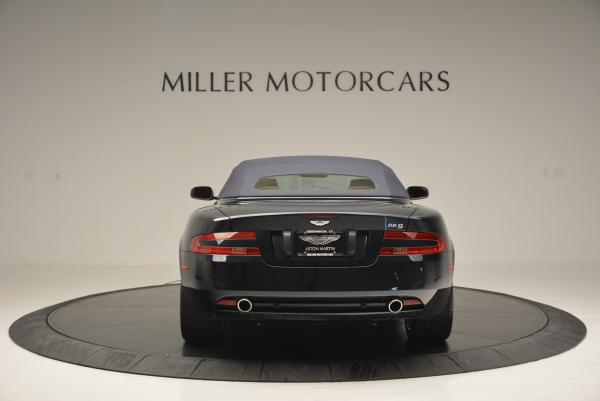 Used 2009 Aston Martin DB9 Volante for sale Sold at Bentley Greenwich in Greenwich CT 06830 18
