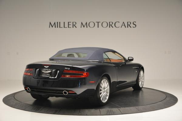 Used 2009 Aston Martin DB9 Volante for sale Sold at Bentley Greenwich in Greenwich CT 06830 19