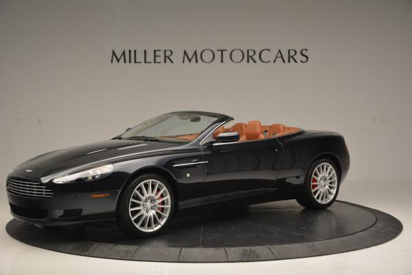 Used 2009 Aston Martin DB9 Volante for sale Sold at Bentley Greenwich in Greenwich CT 06830 2