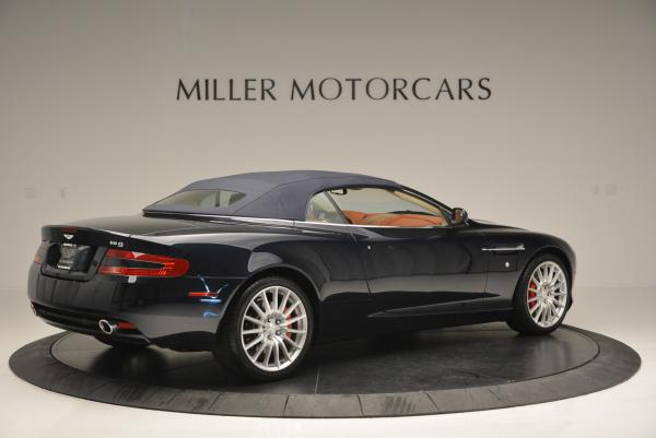 Used 2009 Aston Martin DB9 Volante for sale Sold at Bentley Greenwich in Greenwich CT 06830 20