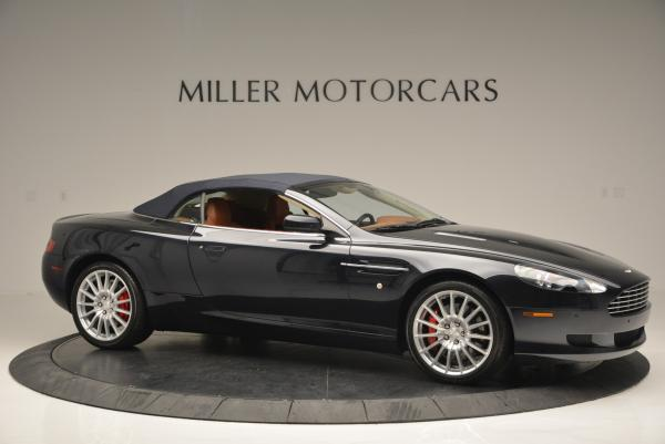 Used 2009 Aston Martin DB9 Volante for sale Sold at Bentley Greenwich in Greenwich CT 06830 22