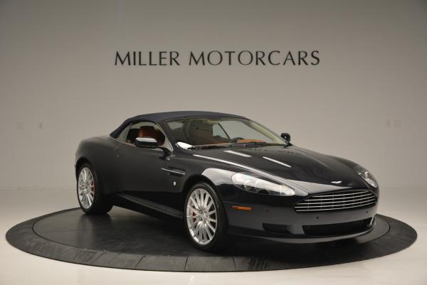 Used 2009 Aston Martin DB9 Volante for sale Sold at Bentley Greenwich in Greenwich CT 06830 23