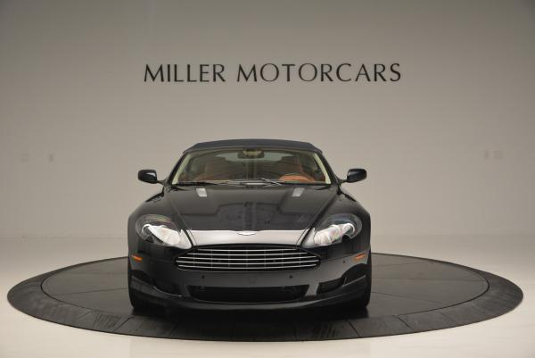 Used 2009 Aston Martin DB9 Volante for sale Sold at Bentley Greenwich in Greenwich CT 06830 24
