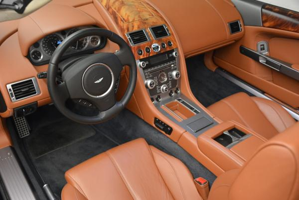 Used 2009 Aston Martin DB9 Volante for sale Sold at Bentley Greenwich in Greenwich CT 06830 25
