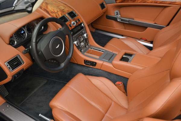 Used 2009 Aston Martin DB9 Volante for sale Sold at Bentley Greenwich in Greenwich CT 06830 26