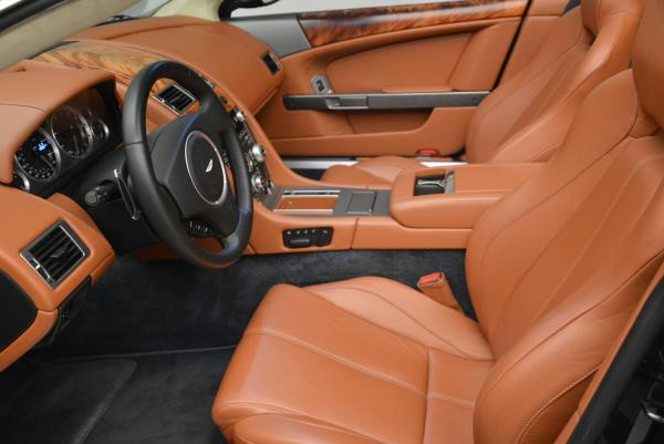 Used 2009 Aston Martin DB9 Volante for sale Sold at Bentley Greenwich in Greenwich CT 06830 27