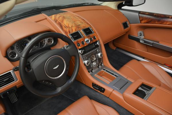 Used 2009 Aston Martin DB9 Volante for sale Sold at Bentley Greenwich in Greenwich CT 06830 28