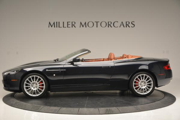 Used 2009 Aston Martin DB9 Volante for sale Sold at Bentley Greenwich in Greenwich CT 06830 3