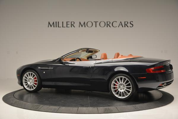 Used 2009 Aston Martin DB9 Volante for sale Sold at Bentley Greenwich in Greenwich CT 06830 4