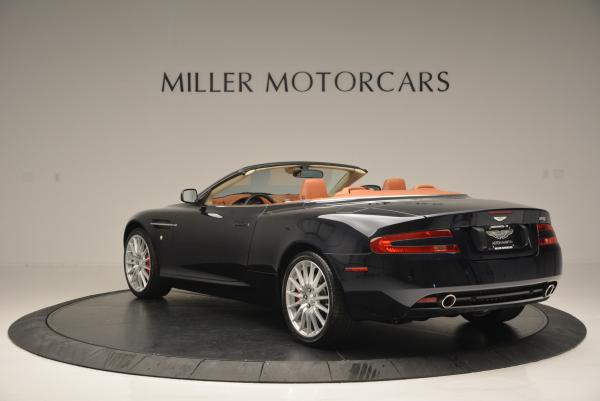 Used 2009 Aston Martin DB9 Volante for sale Sold at Bentley Greenwich in Greenwich CT 06830 5