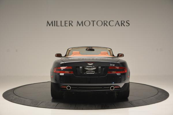 Used 2009 Aston Martin DB9 Volante for sale Sold at Bentley Greenwich in Greenwich CT 06830 6