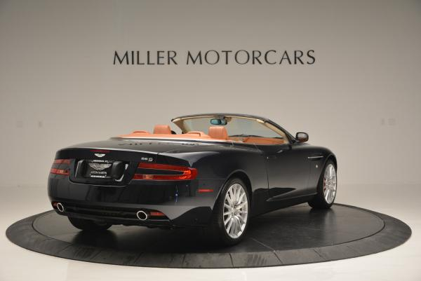Used 2009 Aston Martin DB9 Volante for sale Sold at Bentley Greenwich in Greenwich CT 06830 7
